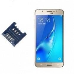 Reparar o cambiar lector de sim Samsung Galaxy J5 J510 ( 2016)