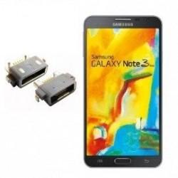 Reparar o cambiar conector carga Galaxy Note 3 Neo N7505