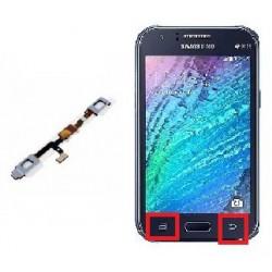 Reparar o cambiar Flex de botones función Samsung Galaxy Note Edge N915V N915P