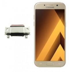 Reparar o cambiar conector carga Samsung Galaxy A5 A520f