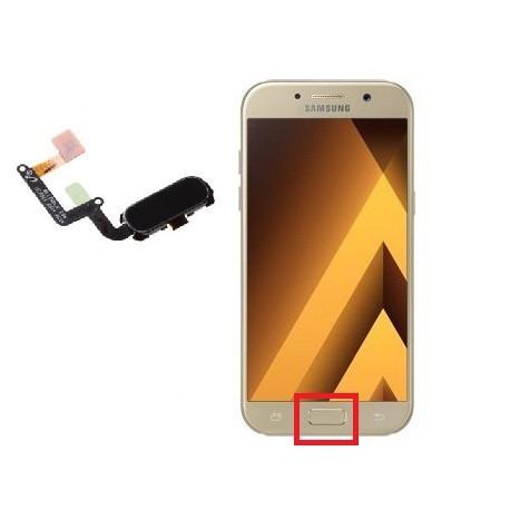 Reparar o cambiar Boton de encendido Samsung Galaxy A5 A520 (2017)