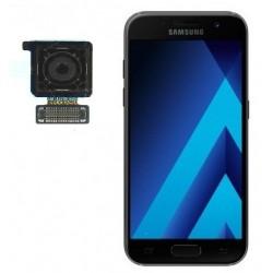 Reparar o cambiar camara trasera Samsung Galaxy A3 A320 (2017)
