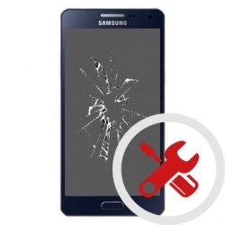 Reparar o cambiar LCD Y TACTIL Samsung Galaxy a3 a300f