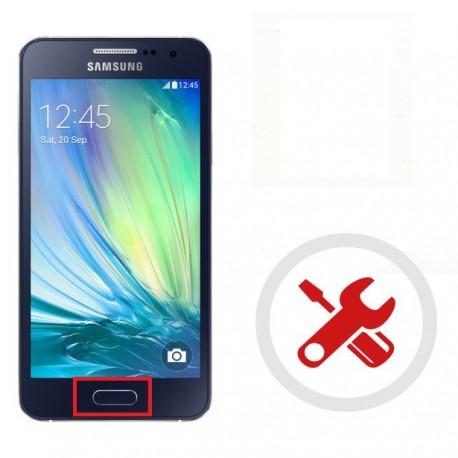 Reparar cambiar botón home Samsung Galaxy A3 A320F