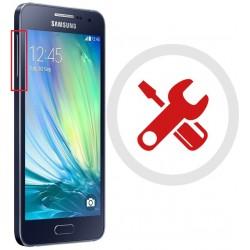 Reparar cambiar botones de volumen Samsung Galaxy A3 A320