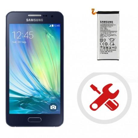 Reparar cambiar bateria Samsung Galaxy A3 A320F