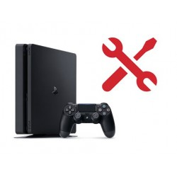 reparar PS4 no sincroniza mandos o no detecta redes wifi