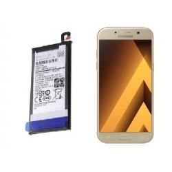 Cambiar o reparar botones de volumen Samsung Galaxy A5 A520