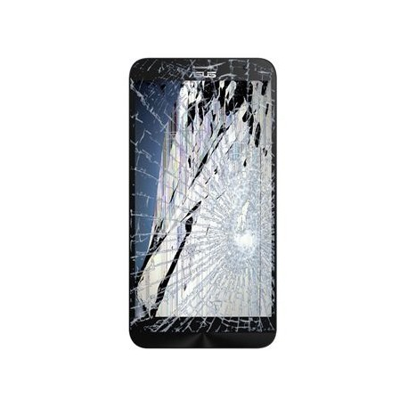 Reparar cambiar pantalla completa LCD + TACTIL Zenfone 2