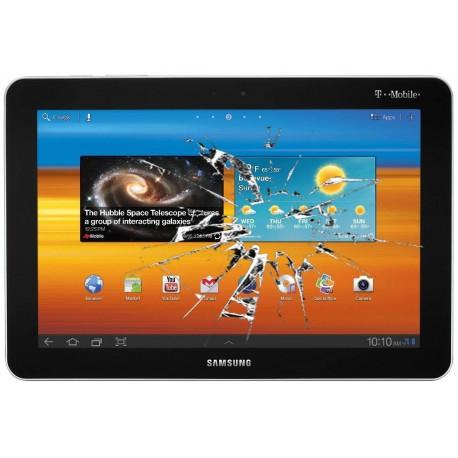 Reparar o cambiar cristal tactil Samsung Galaxy 10.1 P7500 P 7510