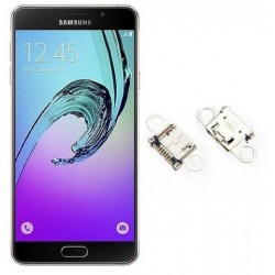 Reparar o cambiar conector carga Samsung Galaxy A7 A710