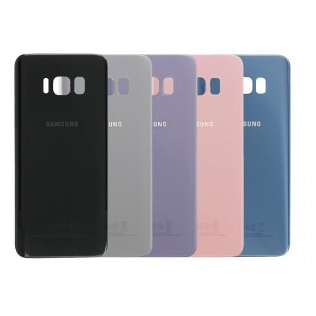 Reparar o cambiar tapa trasera Samsung Galaxy G955