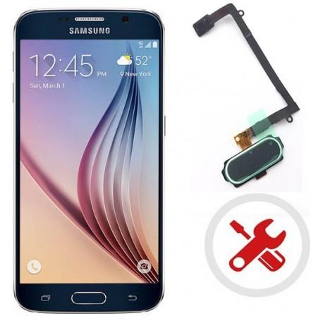 Reparar o cambiar Boton HOME Samsung Galaxy S6 G920F