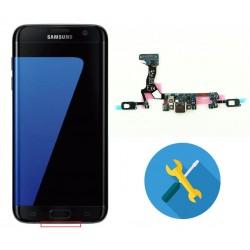 Reparar o cambiar conector carga Samsung Galaxy S7 EDGE G935F