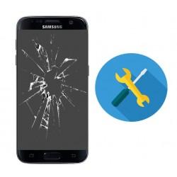 Reparar o cambiar pantalla completa Samsung Galaxy s7 g930f