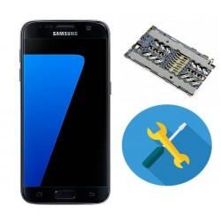 Reparar o cambiar lector de SIM O SD samsung s7 g930f