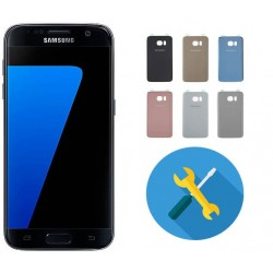 Reparación de cambio de tapa trasera Samsung Galaxy s7 g930f