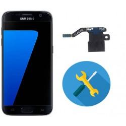 Reparacion o cambio de Jack de audio Samsung S7 G930F
