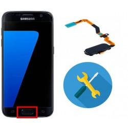 Reparacion o cambio de boton home Samsung S7 G930F