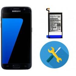 Reparacion o cambio de BATERIA Samsung Galaxy S7 G930F