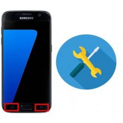 Reparacion o cambio de botones de funcion Samsung S7 G930F