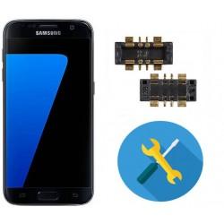 Reparacion o cambio de conector bateria Samsung S7 G930F