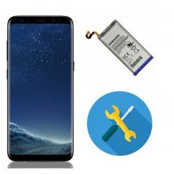 Reparacion o cambio de BATERIA Samsung Galaxy S8 G950F