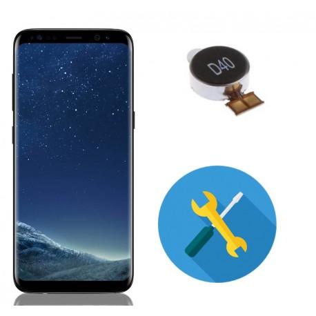 Reparacion o cambio de vibrador Samsung S8 G930F