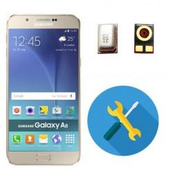 Reparar o cambiar microfono Samsung Galaxy A8 A800