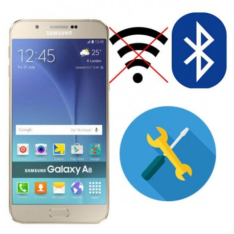 Reparar wifi o bluetooth samsung note 4 n910 n915