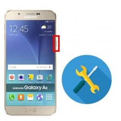 Reparar o cambiar boton encendido y volumen Galaxy A8 A800