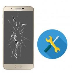 Reparar o cambiar Pantalla Samsung Galaxy A8 A800 A800F A8000