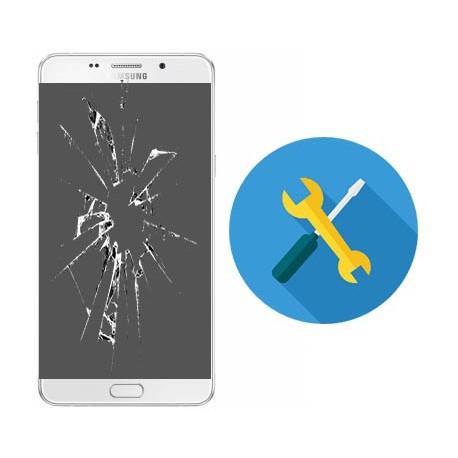 Reparar o cambiar Pantalla Samsung Galaxy A7 A720F