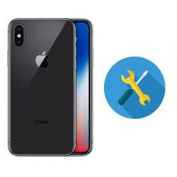 Reparar o cambiar TAPA TRASERA IPHONE X