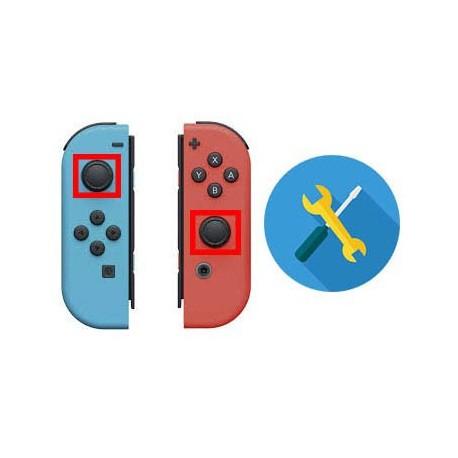 Reparar o cambiar joystick Nintendo SWITH