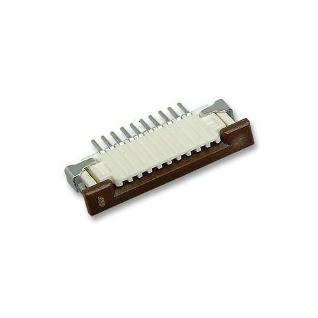 Reparar cambiar conector ffc roto placa base portatil