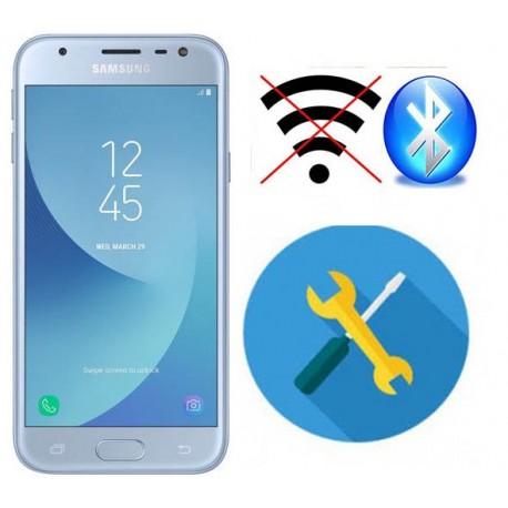 Reparar wifi o bluetooth Samsung Galaxy J3 J330f 2017
