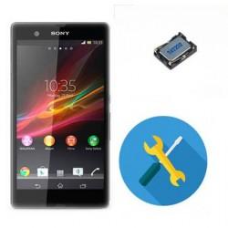 Reparar o cambiar altavoz buzzer Sony Xperia Z L36