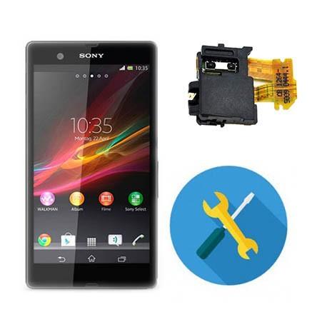 Reparar o cambiar cristal Sony Xperia Z L36