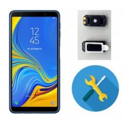 Reparar o cambiar camara frontal Galaxy A7 2018 A750F