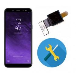 Reparar o cambiar camara frontal Samsung Galaxy A6 A600