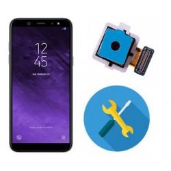 Reparar o cambiar camara trasera Samsung Galaxy A6 A600