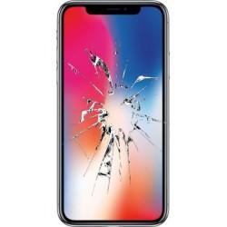 Reparación cambio cristal Iphone X ( transporte gratis )