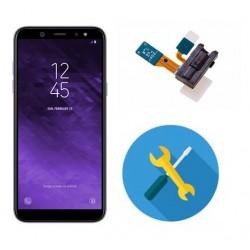 Reparar o cambiar jack audio Samsung Galaxy A6 A600