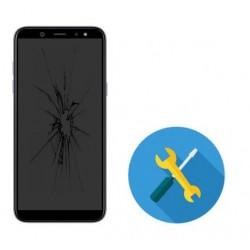 Reparar o cambiar pantalla Samsung Galaxy A6 A600