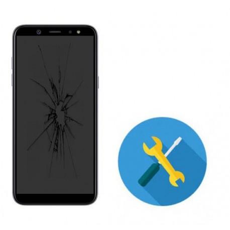 Reparar o cambiar Antena Wifi Samsung Galaxy A6 A600