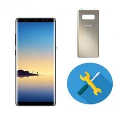 Reparar o cambiar tapa trasera Samsung Galaxy Note 8 N950F