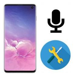 Reparar o cambiar microfono samsung galaxy note 4 n910 n915