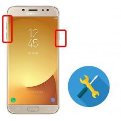 Reparar cambiar boton encendido y volumen Galaxy J7 2017 J730