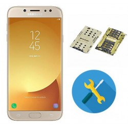 Reparar o cambiar lector sim Samsung Galaxy J7 2017 J730